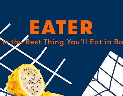 Eater / Art direction