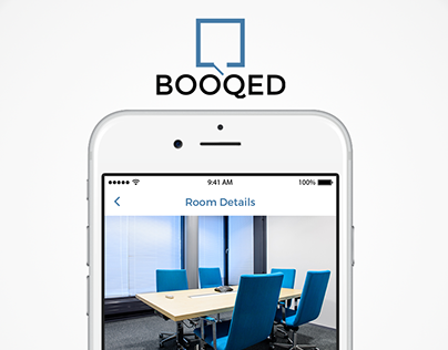 Booqed: Find a Meeting Room