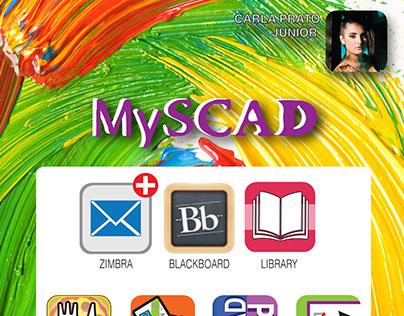 MyScad Redesign