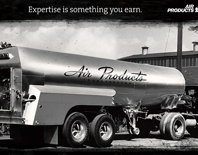 Air Products APEX Direct Mail Campaign