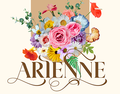 Arienne Typeface