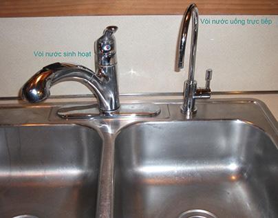 Máy lọc nước RO và UV chất lượng phương tây