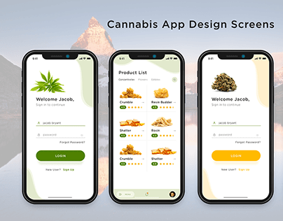Cannabis extraction Mobile App