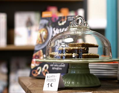 Branding -Caffè Käthe-