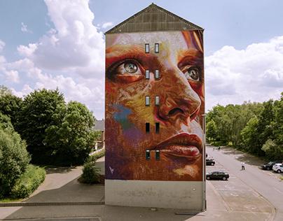 Kaleidoscope Street Art Festival