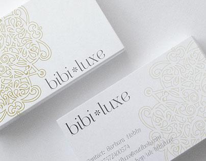 Bibi*Luxe Rebrand 2016