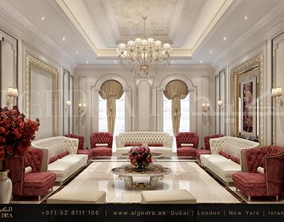 Neo-classic Style Majlis Design