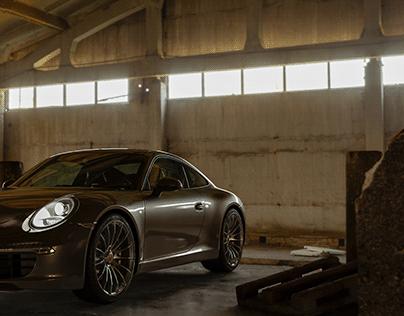 CGI - Porsche
