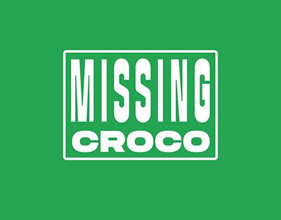 Missing Croco
