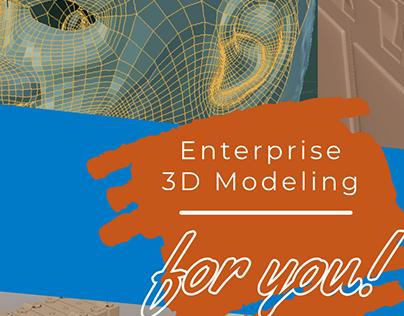 Enterprise 3D Modeling