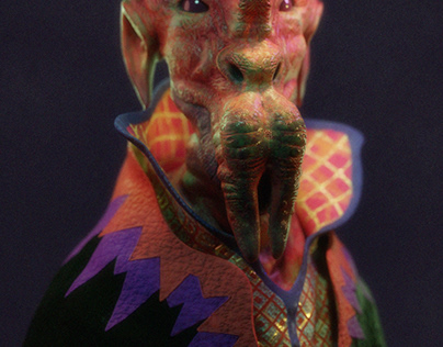 Cephalopod Noble