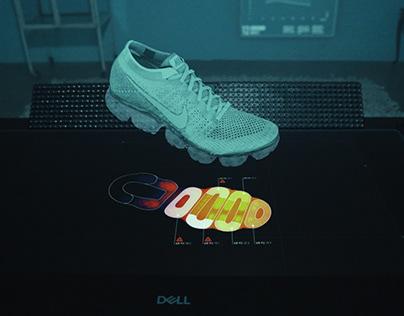 Dell/Nike AR