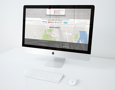 Webdesign for lawyer
