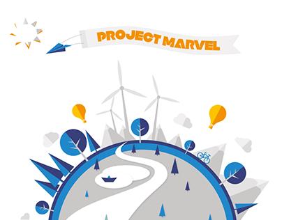 Project Marvel: Kimberly-Clark