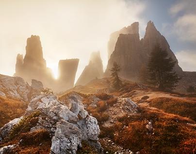 Fairy Dolomites II