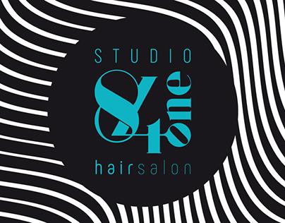 Studio 84One | Brand Identity