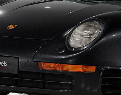 '87 Porsche 959 - Free Model