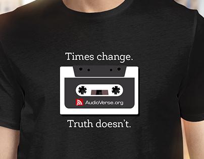 Timeless Message T-shirt
