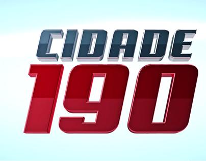 Intro Cidade 190 2016
