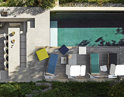 Bonacina Satellites | Outdoor furniture Collection