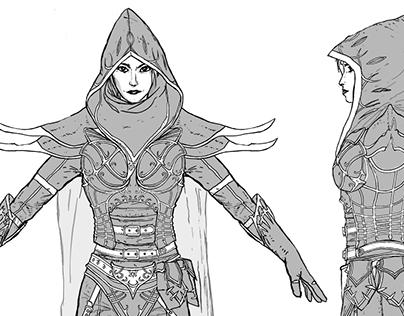 Character Sheets, Pt 2