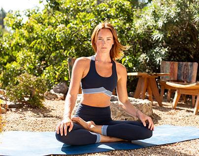 Yoga with Yogi Teacher Kristen