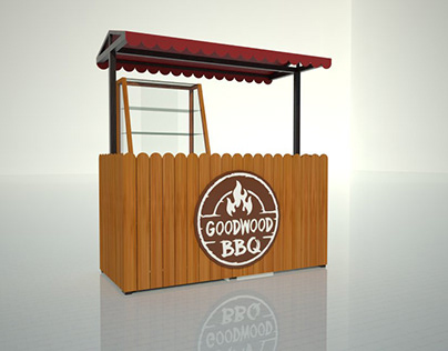 Booth Goodwood BBQ