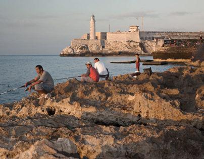 Cuba mostly Havana