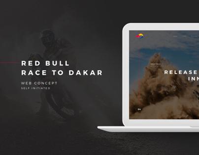 Red Bull   Dakar Concept