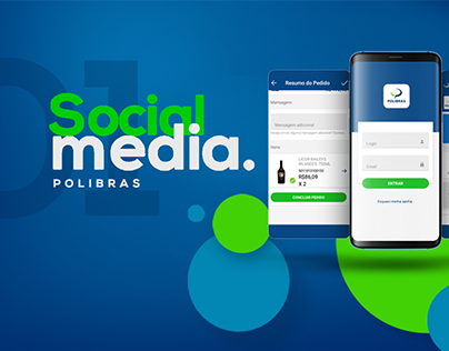 Social Media | Polibras Software