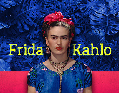 Frida: Making Herself Up at the V&A Museum