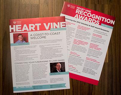 Heart and Stroke Foundation Newsletter
