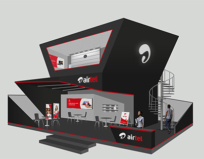 Airtel Branding
