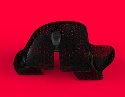 Muze - A Futuristic Mouse