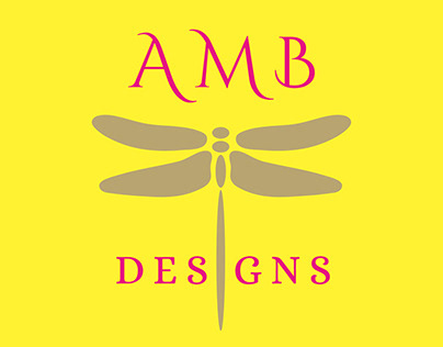 Identity design for A.M.B. Designs