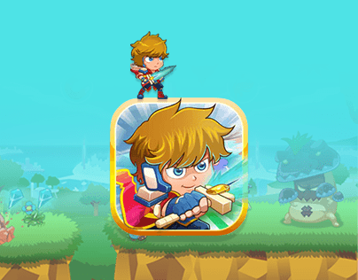 Tempest Run / Game Icon & UI