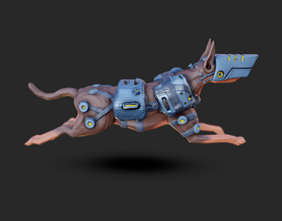 Mech Dog