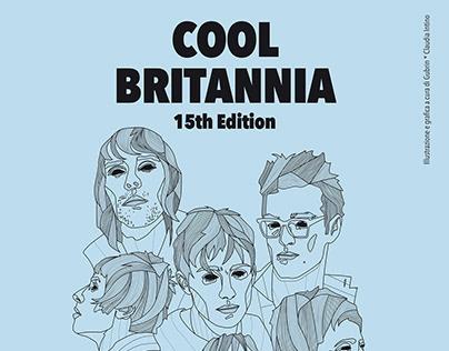 * COOL BRITANNIA 15th Edition by GUBRIN.