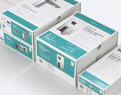 FELTON - water product packaging