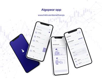 Algopear app