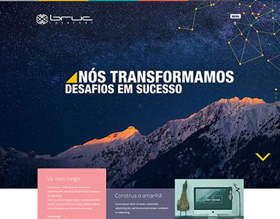 Bruc Internet - Site Institucional