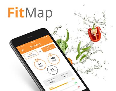 FitMap App
