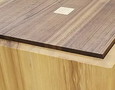 A Modern Coffee Table