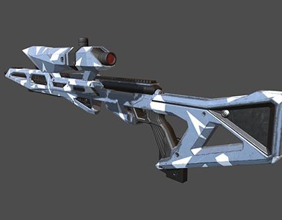 Pantropy Sniper Rifle