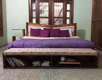 Modular System Bed