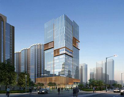 Business Centre/ Saryarka street/ Astana