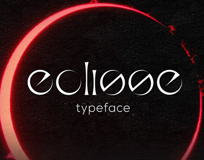 Eclisse - Font