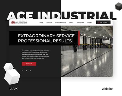 Website - Ace Industrial