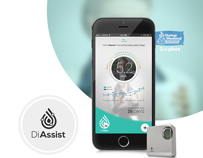 DiAssist diabetes smart solution