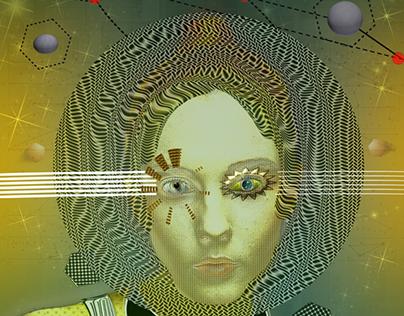 Spacegirl - A peculiar look into Space.